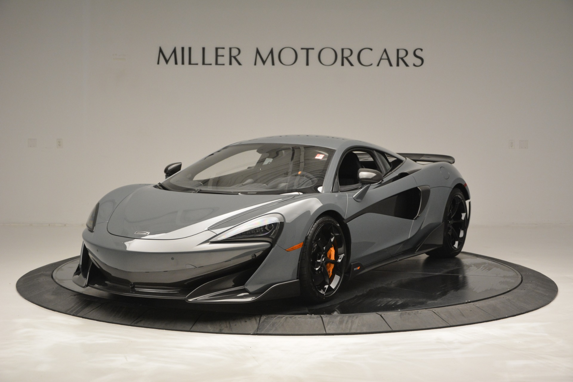 Used 2019 McLaren 600LT Luxury for sale Call for price at Pagani of Greenwich in Greenwich CT 06830 1