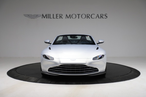 New 2021 Aston Martin Vantage Roadster for sale $184,286 at Pagani of Greenwich in Greenwich CT 06830 11