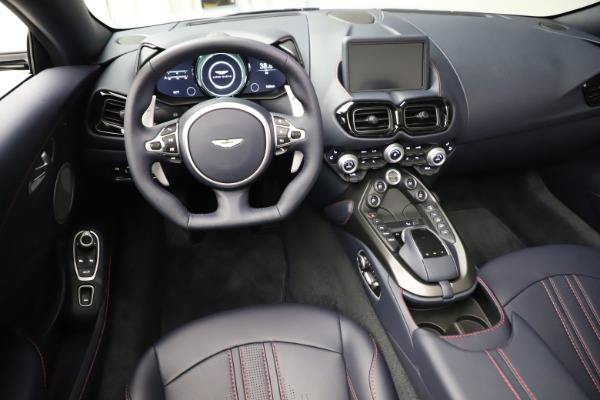 New 2021 Aston Martin Vantage Roadster for sale $184,286 at Pagani of Greenwich in Greenwich CT 06830 13