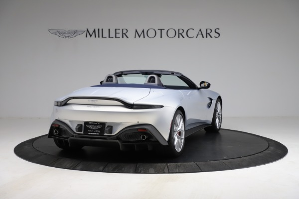 New 2021 Aston Martin Vantage Roadster for sale $184,286 at Pagani of Greenwich in Greenwich CT 06830 6