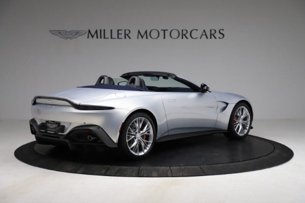 New 2021 Aston Martin Vantage Roadster for sale $184,286 at Pagani of Greenwich in Greenwich CT 06830 7