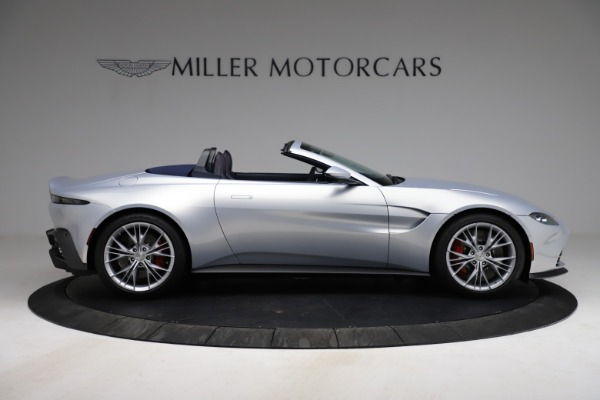 New 2021 Aston Martin Vantage Roadster for sale $184,286 at Pagani of Greenwich in Greenwich CT 06830 8