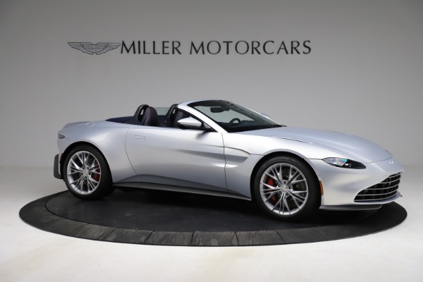 New 2021 Aston Martin Vantage Roadster for sale $184,286 at Pagani of Greenwich in Greenwich CT 06830 9