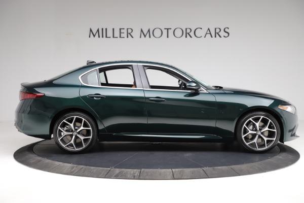 New 2021 Alfa Romeo Giulia Ti Q4 for sale $52,600 at Pagani of Greenwich in Greenwich CT 06830 11