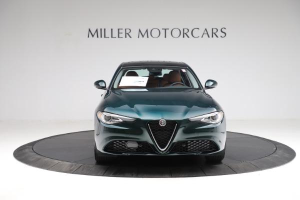 New 2021 Alfa Romeo Giulia Ti Q4 for sale $52,600 at Pagani of Greenwich in Greenwich CT 06830 15
