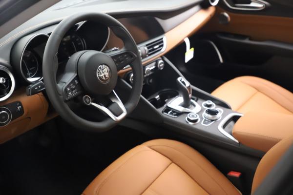 New 2021 Alfa Romeo Giulia Ti Q4 for sale $52,600 at Pagani of Greenwich in Greenwich CT 06830 16