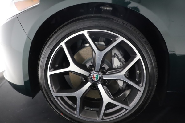 New 2021 Alfa Romeo Giulia Ti Q4 for sale $52,600 at Pagani of Greenwich in Greenwich CT 06830 27
