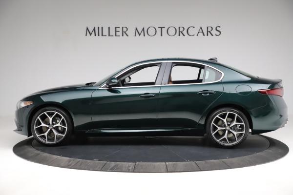 New 2021 Alfa Romeo Giulia Ti Q4 for sale $52,600 at Pagani of Greenwich in Greenwich CT 06830 4