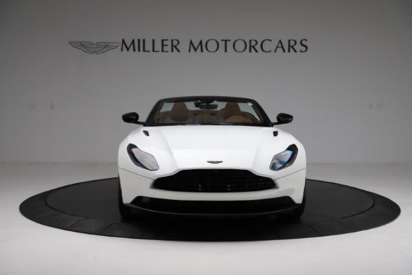 New 2021 Aston Martin DB11 Volante for sale $272,686 at Pagani of Greenwich in Greenwich CT 06830 11