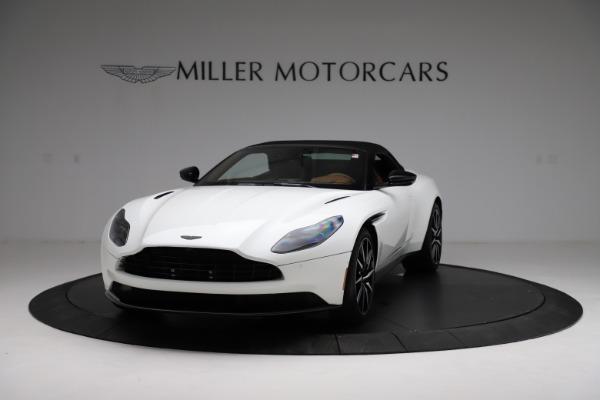 New 2021 Aston Martin DB11 Volante for sale $272,686 at Pagani of Greenwich in Greenwich CT 06830 12