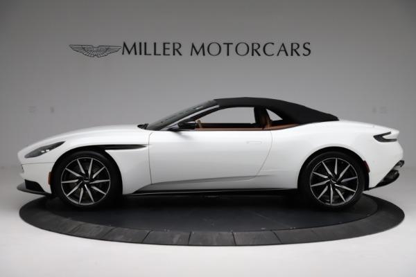 New 2021 Aston Martin DB11 Volante for sale $272,686 at Pagani of Greenwich in Greenwich CT 06830 14