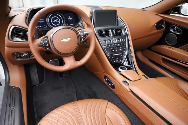 New 2021 Aston Martin DB11 Volante for sale $272,686 at Pagani of Greenwich in Greenwich CT 06830 19