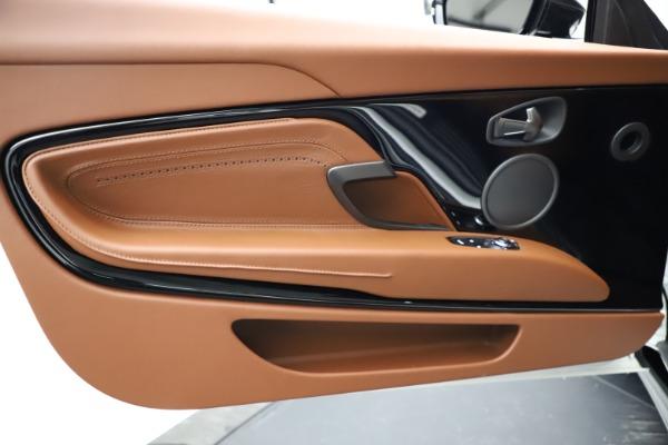 New 2021 Aston Martin DB11 Volante for sale $272,686 at Pagani of Greenwich in Greenwich CT 06830 22