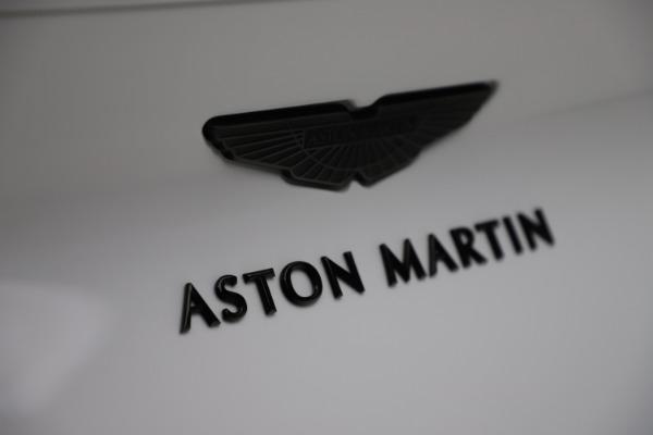 New 2021 Aston Martin DB11 Volante for sale $272,686 at Pagani of Greenwich in Greenwich CT 06830 25