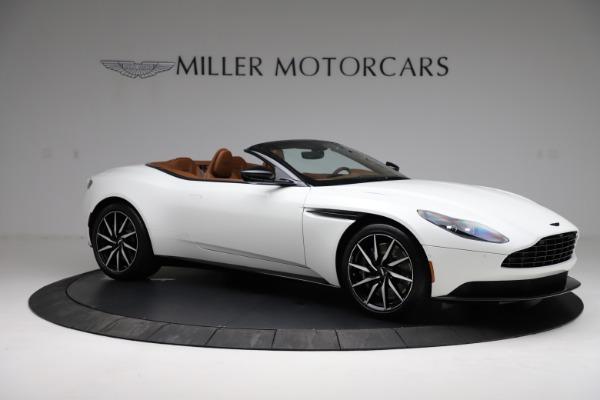 New 2021 Aston Martin DB11 Volante for sale $272,686 at Pagani of Greenwich in Greenwich CT 06830 9