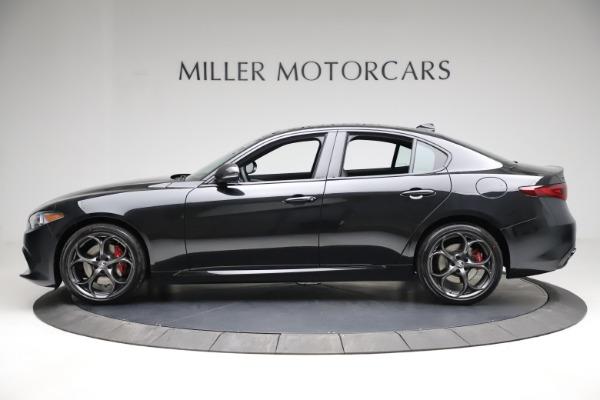 New 2021 Alfa Romeo Giulia Ti Sport Q4 for sale $53,850 at Pagani of Greenwich in Greenwich CT 06830 3
