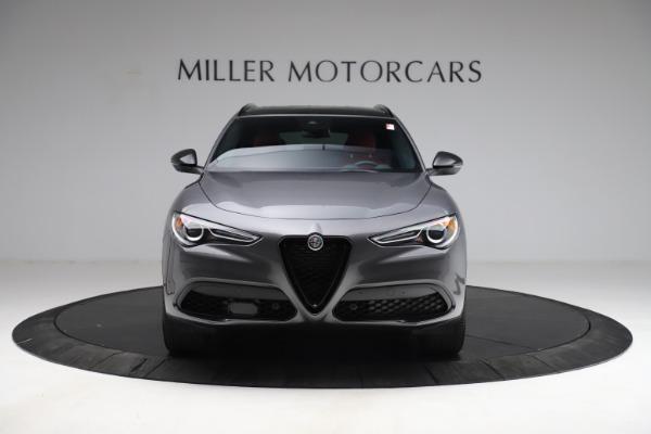 New 2021 Alfa Romeo Stelvio Ti Sport Q4 for sale $56,150 at Pagani of Greenwich in Greenwich CT 06830 13