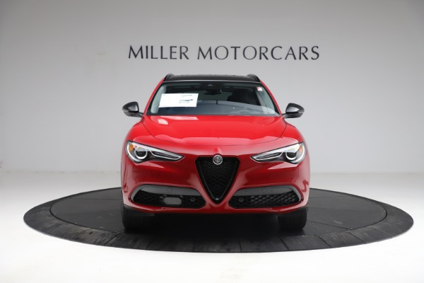 New 2021 Alfa Romeo Stelvio Q4 for sale $50,535 at Pagani of Greenwich in Greenwich CT 06830 13