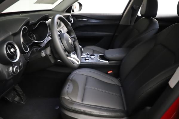 New 2021 Alfa Romeo Stelvio Q4 for sale $50,535 at Pagani of Greenwich in Greenwich CT 06830 15