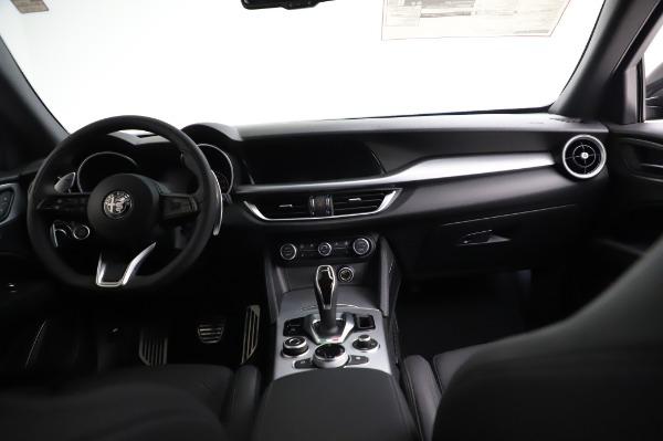 New 2021 Alfa Romeo Stelvio Ti Sport Q4 for sale Sold at Pagani of Greenwich in Greenwich CT 06830 16
