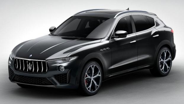 New 2021 Maserati Levante S Q4 for sale $98,925 at Pagani of Greenwich in Greenwich CT 06830 1