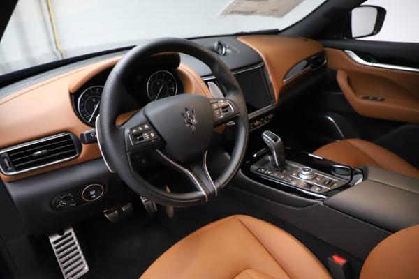 New 2021 Maserati Levante S Q4 for sale Sold at Pagani of Greenwich in Greenwich CT 06830 13