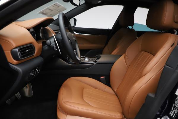 New 2021 Maserati Levante S Q4 for sale Sold at Pagani of Greenwich in Greenwich CT 06830 14