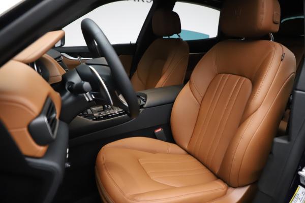 New 2021 Maserati Levante S Q4 for sale Sold at Pagani of Greenwich in Greenwich CT 06830 15