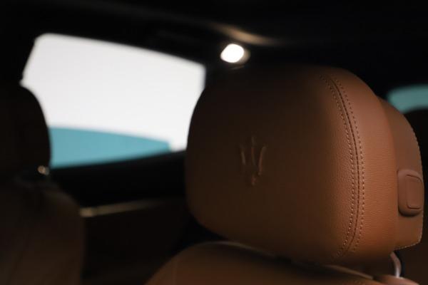 New 2021 Maserati Levante S Q4 for sale Sold at Pagani of Greenwich in Greenwich CT 06830 16