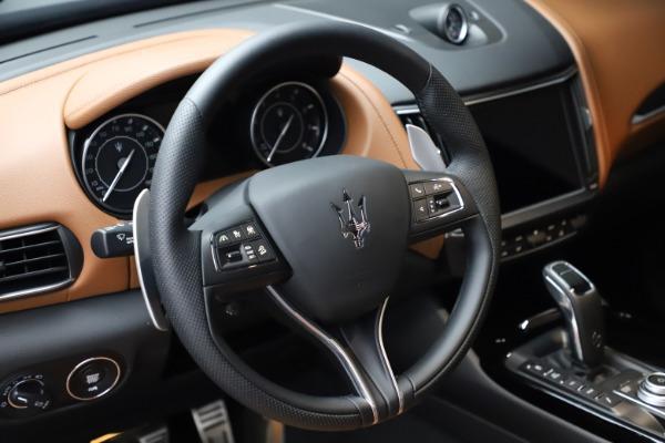 New 2021 Maserati Levante S Q4 for sale Sold at Pagani of Greenwich in Greenwich CT 06830 17