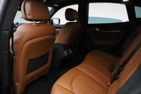 New 2021 Maserati Levante S Q4 for sale Sold at Pagani of Greenwich in Greenwich CT 06830 21