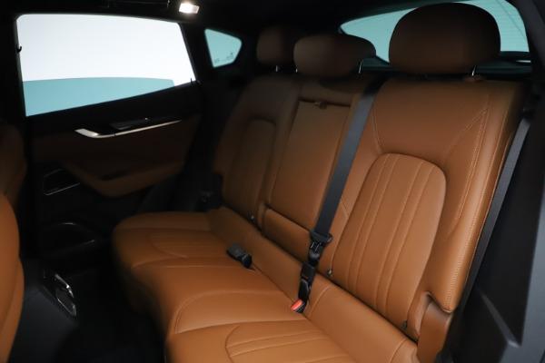 New 2021 Maserati Levante S Q4 for sale Sold at Pagani of Greenwich in Greenwich CT 06830 23
