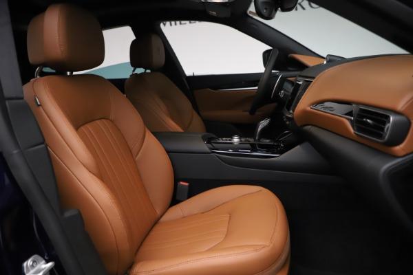New 2021 Maserati Levante S Q4 for sale Sold at Pagani of Greenwich in Greenwich CT 06830 25