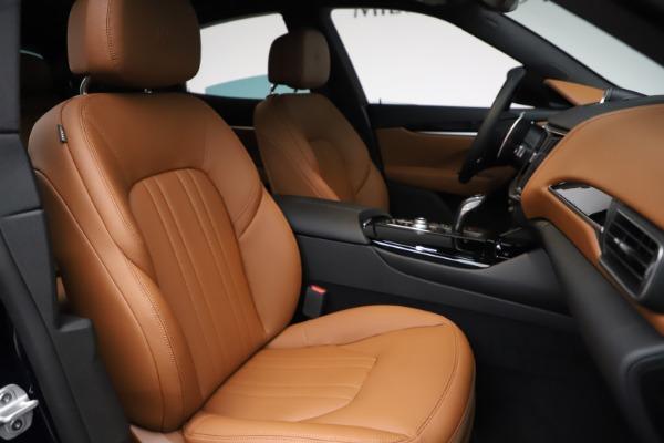 New 2021 Maserati Levante S Q4 for sale Sold at Pagani of Greenwich in Greenwich CT 06830 26