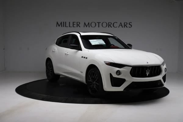 New 2021 Maserati Levante S Q4 GranSport for sale $105,835 at Pagani of Greenwich in Greenwich CT 06830 12