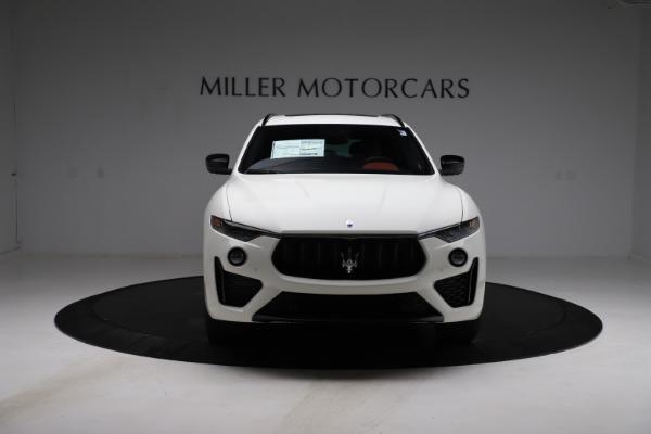 New 2021 Maserati Levante S Q4 GranSport for sale $105,835 at Pagani of Greenwich in Greenwich CT 06830 13