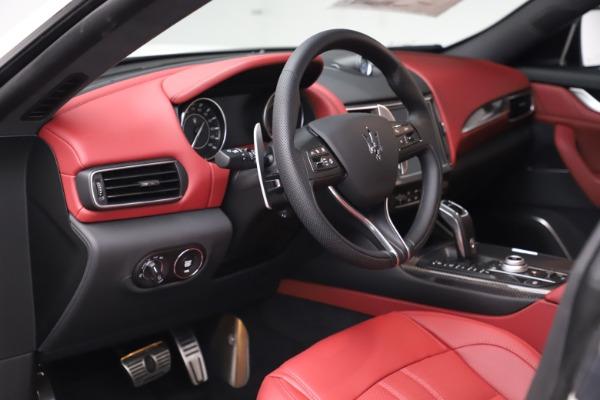 New 2021 Maserati Levante S Q4 GranSport for sale $105,835 at Pagani of Greenwich in Greenwich CT 06830 14