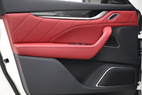 New 2021 Maserati Levante S Q4 GranSport for sale $105,835 at Pagani of Greenwich in Greenwich CT 06830 17