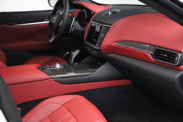 New 2021 Maserati Levante S Q4 GranSport for sale $105,835 at Pagani of Greenwich in Greenwich CT 06830 18
