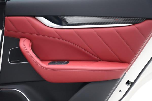 New 2021 Maserati Levante S Q4 GranSport for sale $105,835 at Pagani of Greenwich in Greenwich CT 06830 20