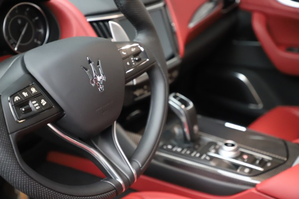 New 2021 Maserati Levante S Q4 GranSport for sale $105,835 at Pagani of Greenwich in Greenwich CT 06830 21