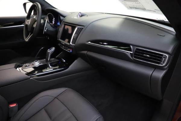 New 2020 Maserati Levante S Q4 GranSport for sale $102,949 at Pagani of Greenwich in Greenwich CT 06830 22