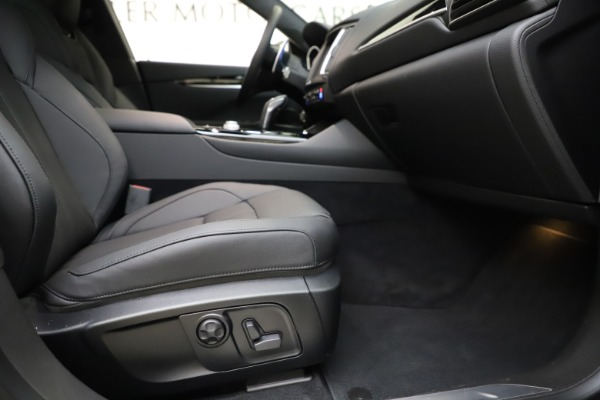 New 2020 Maserati Levante S Q4 GranSport for sale $102,949 at Pagani of Greenwich in Greenwich CT 06830 23