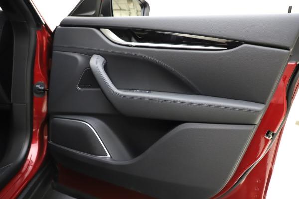 New 2020 Maserati Levante S Q4 GranSport for sale $102,949 at Pagani of Greenwich in Greenwich CT 06830 25