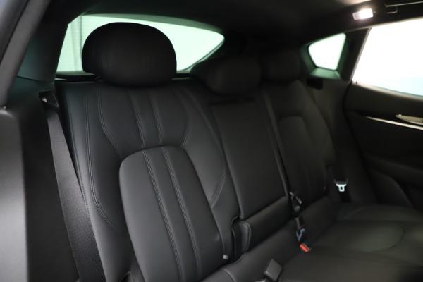 New 2020 Maserati Levante S Q4 GranSport for sale $102,949 at Pagani of Greenwich in Greenwich CT 06830 26