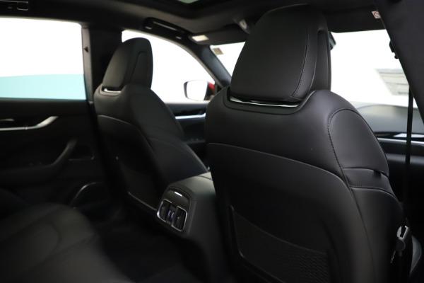 New 2020 Maserati Levante S Q4 GranSport for sale $102,949 at Pagani of Greenwich in Greenwich CT 06830 28