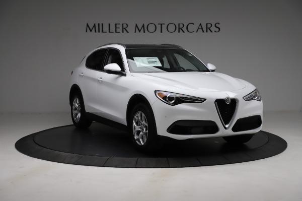 New 2021 Alfa Romeo Stelvio Q4 for sale $49,785 at Pagani of Greenwich in Greenwich CT 06830 12