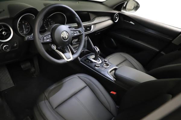 New 2021 Alfa Romeo Stelvio Q4 for sale $49,785 at Pagani of Greenwich in Greenwich CT 06830 14