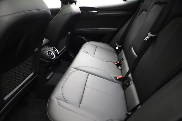New 2021 Alfa Romeo Stelvio Q4 for sale $49,785 at Pagani of Greenwich in Greenwich CT 06830 20