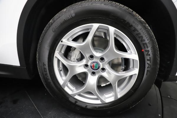 New 2021 Alfa Romeo Stelvio Q4 for sale $49,785 at Pagani of Greenwich in Greenwich CT 06830 27